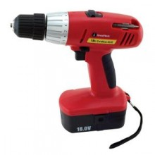 Great Neck Saw 18-Volt Drill with Extra Battery