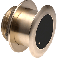 Raymarine B175M, Bronze Low Profile Transducer, 20 deg Tilt, 1KW, A80049