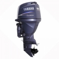 Yamaha F75TLR Outboard Motor Four Stroke Midrange