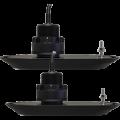 Raymarine Transducer, RV-312 3D Plastic Thru-Hull, 12 Deg, Pair T70320