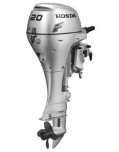 New Honda 20 HP Outboard Motor Four Stroke