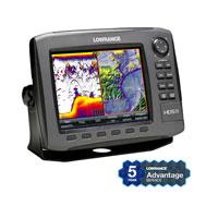Lowrance HDS-8 Gen2 Insight USA 83/200 kHz