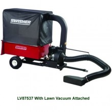 Swisher 2-in-1 Lawn Vacuum and Dump Wagon #LV87537