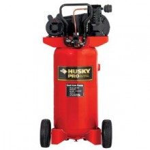 Husky 30-Gal. Cast Iron Portable Electric Air Compressor
