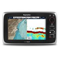 Raymarine e97 Multifunction Display w/Sonar - ROW Charts