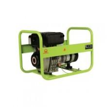 Pramac 3,750-Watt Manual Start Portable Generator with Yanmar Engine