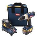 Ryobi 1/2 in. 18-Volt Cordless Drill Kit