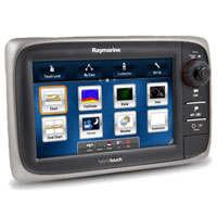 Raymarine e7 Network MFD Internal GPS