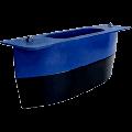 Raymarine Depth/Temp transducer R509 external mount, 3KW Low/Medium Frequency Transducer A80211