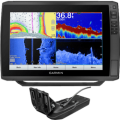 Garmin ECHOMAP Ultra 126sv with US Coastal Chart & GT54UHD-TM Transducer