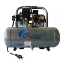 California Air Tools 1/2 HP 1.6-Gal. Ultra Quiet and Oil-Free Aluminum Tank Air Compressor