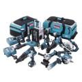 Makita 18-Volt LXT Lithium-Ion 15-Tool Combo Kit